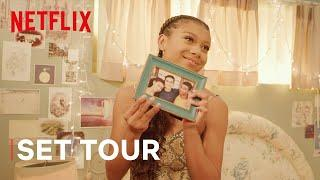 On My Block Cast Give You An All Access Behind the Scenes Tour | Netflix