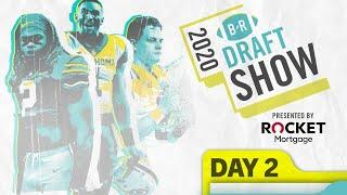 LIVE: Draft Show Rounds 2-3 with Adam Lefkoe, Matt Miller & Connor Rogers