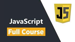 JavaScript Programming Tutorial - Full JavaScript Course for Beginners