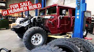 FOR SALE: H1 HUMMER DURAMAX BUILD