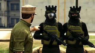 "GTA5 Military Recruitment Video | Special operations "" The Best Of The Best """