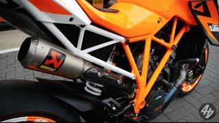 Jeremy McWilliams and 'The Beast': KTM's 1290 Super Duke R Prototype