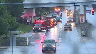 Apparent wrong-way fatal crash blocks portion of Route 21 in Massillon