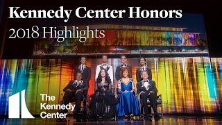 Kennedy Center Honors Highlights 2018