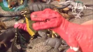 Dinosaur Toy Collection (2,000,000 million view special)