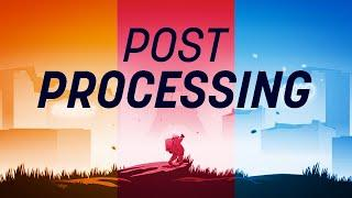 EVERY Image Effect in Unity Explained - Post Processing v2 Tutorial
