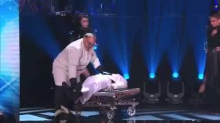 Got Talent 2014   The Most Dangerous Illusions of the Year خطرناکترین شعبده ها
