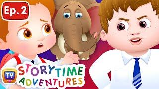 Strength in Unity - Storytime Adventures Ep. 2 - ChuChu TV