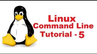 Linux Command Line Tutorial For Beginners 5 - I/O Redirection