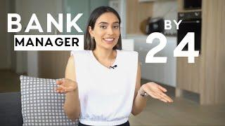 BANK RISK MANAGER BY 24? | HOW I DID IT? | STARTED WORKING BY 14 | KPMG + BIG 4 | CAREER TIPS/ADVICE