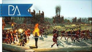 Can Barbarian Alliance Hold against Carthage?? - Total War: Rome 2
