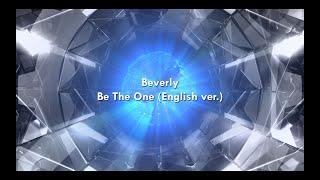 Beverly / Be The One (English Ver.)