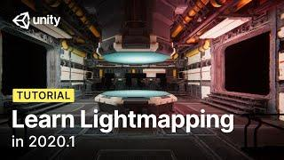 How to build Lightmaps in Unity 2020.1 | Tutorial