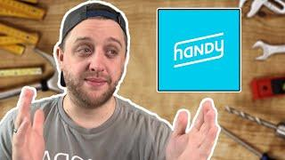 An Honest Review of HANDY For Pros - On-Demand Freelance Handyman!