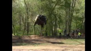 Idiots Offroad Compilation Jeeps Trucks SUVs High Flying Full on Fails