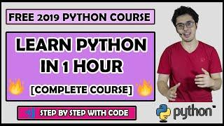 Python Tutorial For Beginners (Complete Course)