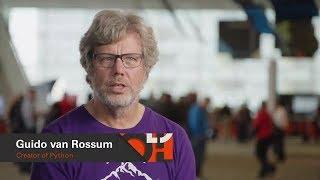 The Story of Python, by Its Creator, Guido van Rossum