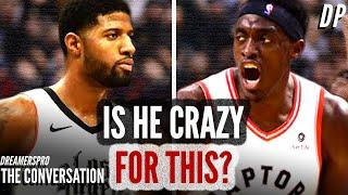 Is Kendrick Perkins Crazy For Saying Pascal Siakam is Better Than Paul George?