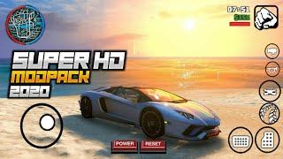 Super HD Graphics Modpack Gta Sa Android - Gta V 2020 Full Modpack Gta Sa - New Mod Gta Sa Android