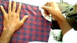 How to stitch girls shirt /Ladies shirt stitching easy method/women's top/tailor our tamil creations