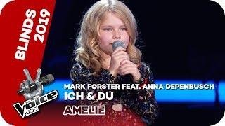 Mark Forster feat. Anna Depenbusch - Ich & Du | Blind Auditions | The Voice Kids 2019 | SAT.1