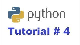 Python Tutorial for Beginners 4 - Python Variables and Types