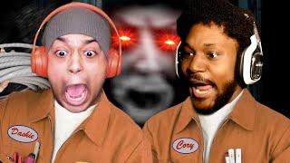 ME AND CORY TRY REPAIRING A HAUNTED HOUSE! WE DEAD! [HANDY HARRY'S HAUNTED HOUSE SERVICES]