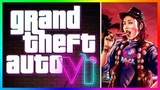 GTA 6 THEME...Found In Grand Theft Auto 5? GTA 6 Announcement Coming Soon? Release Date Anniversary!