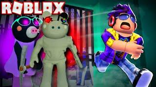 *NEW* ROBLOX PIGGY CHAPTER 10 (HOW TO ESCAPE THE MALL SOLO) + New Skins/Traps Showcase
