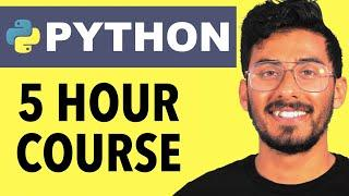 Python Full Course for Beginners [Tutorial] 2019 | by Clever Programmer