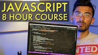JavaScript Tutorial for Beginners - Full Course in 8 Hours [2020]