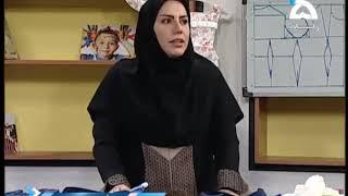 آموزش مانتو قسمت اول ⚘teaching manteaemu first part for moslem's woman