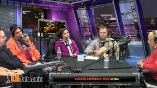 Melissa Manchester and Phil Perry The Christmas Song on Smooth Saturdays with Aysha