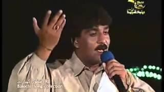 عابد بلوچ Balochi song c by rj manzoor kiazai