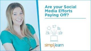 How To Measure Your Social Media Success | Simplilearn Webinar By Lilach Bullock