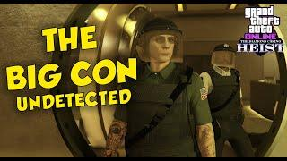 2 PLAYER PERFECT STEALTH GUIDE (THE BIG CON, $2,427,000) | GTA Online Casino Heist Finale