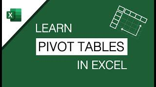 Learn Pivot Tables in Microsoft Excel   Full Introduction