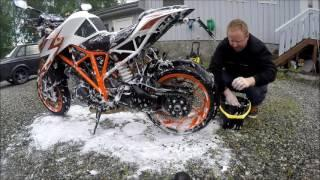 KTM 1290 Superduke R special edition - Dirty Beast