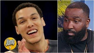 Kendrick Perkins' idea to fix the NBA Slam Dunk Contest: All judges have to be champs   The Jump