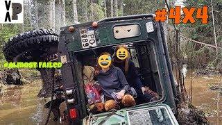 ❌ 4x4 almost failed: 2020 4x4 fails and wins | Almost failed off road ???? | 2020 Off road fails