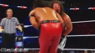 WWE GREATEST NUT-KICK EVER! | Mr.Chow Voice Over