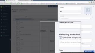 QuickBooks Online 2016 Tutorial: Convert Estimates to Purchase Orders (and Copy to Invoices)
