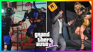 GTA 6: Grand Theft Auto 6 - LEAKED Motion Capture Images, Voice Actors, Characters & MORE! (GTA VI)