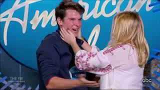 Christiaan Padavan: Katy Perry FORCES His Shy Girlfriend To Audition As Well   American Idol 2019