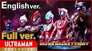 """[ULTRAMAN] Full episode ver. """"ULTRA GALAXY FIGHT:NEW GENERATION HEROES"""" English ver. -Official-"""