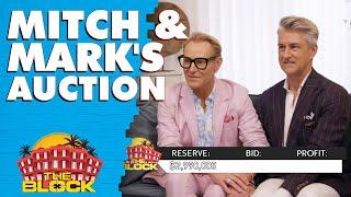 Mitch and Mark's auction | The Block 2019