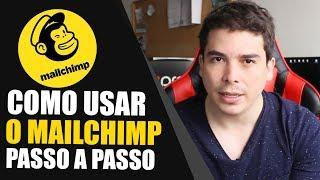 MAILCHIMP COMO USAR 2019 2020 AUTOMAÇÃO WORDPRESS PORTUGUÊS  EMAIL MARKETING DIGITAL
