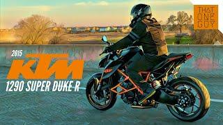 2015 KTM 1290 Super Duke R review | My first 3 months on the beast