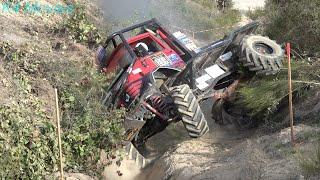 4X4 OffRoad trucks in truck trial | Saint Symphorien de Marmagne, France 2019