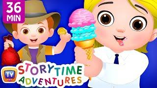 Strength in Unity, Ice Cream Truck, Little Forest Rangers - ChuChuTV Storytime Adventures Collection